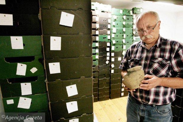 Archeolog-Stanislaw-Sinkowski